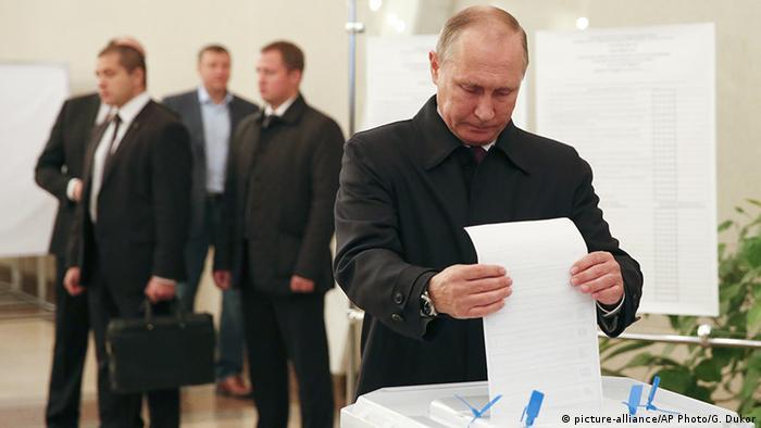 wahlen russland aktuell