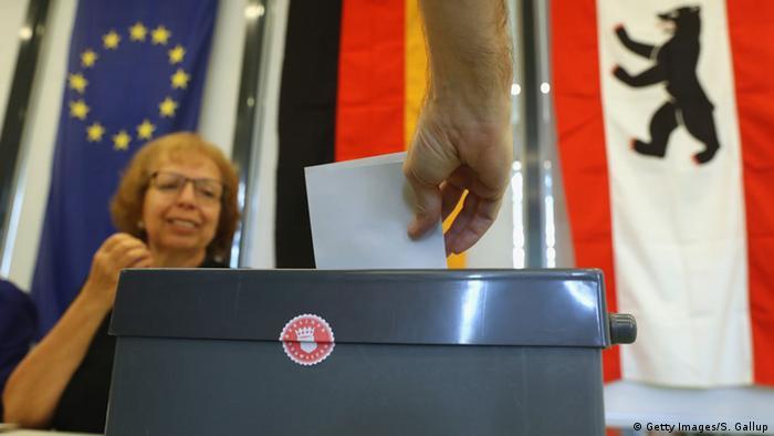 Berlin Wahlen zum Abgeordnetenhaus (Getty Images/S. Gallup)