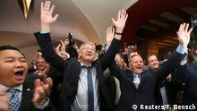 Berlin Wahlen zum Abgeordnetenhaus erste Wahlergebnisse AfD