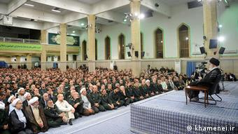 Iran Ajatollah Ali Khamenei (khamenei.ir)