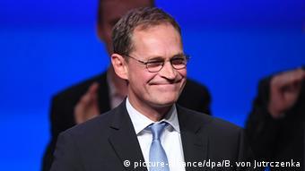 Berlin Wahlen zum Abgeordnetenhaus Michael Müller