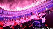 Rio Paralympics 2016 Abschlussfeier