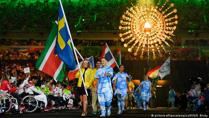Medallas paral�mpicas latinoamericanas