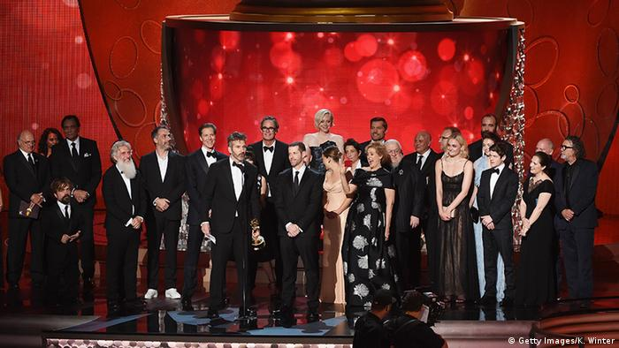 USA Los Angeles Emmy Verleihung Game of Thrones beste Drama-Serie