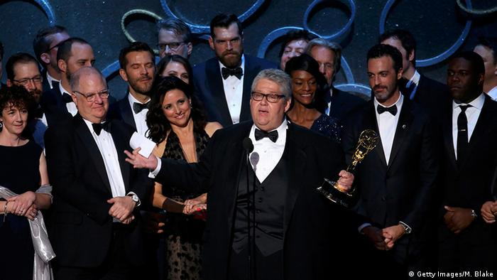 USA Los Angeles Emmy Verleihung Veep beste Comedy-Serie (Getty Images/M. Blake)