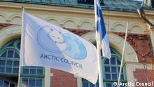 Flagge des Arktischen Rats