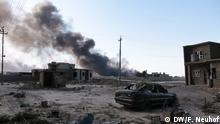 Irak - Brennende Ölquellen