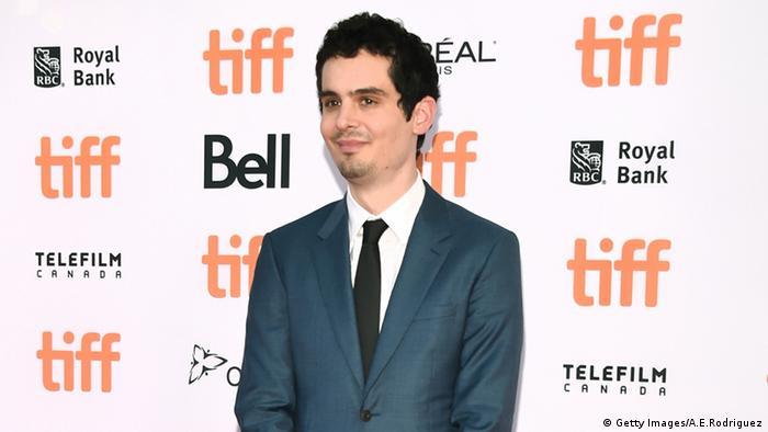 Regisseur Damien Chazelle beim 41. Toronto International Film Festival (Foto: Getty Images/A.E.Rodriguez)