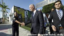 USA Rick Scott in Miami