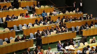 UN refugee summit in New York