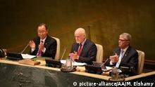 USA Gipfel zu Flüchtlingen und Einwanderer der UN