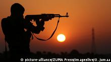 17.09.2016 +++ August 17, 2016 - Aleppo, Syria - Rebels during heavy fighting in the countryside of Aleppo to stop the advancing of the Syrian army supported by Russian airstrikes | (c) picture-alliance/ZUMA Press/Imageslive/O. Jumaa