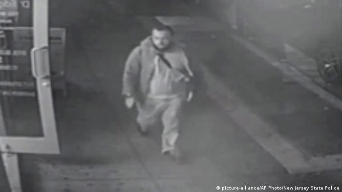 Imputan cinco cargos a sospechoso de explosiones en EE.UU.