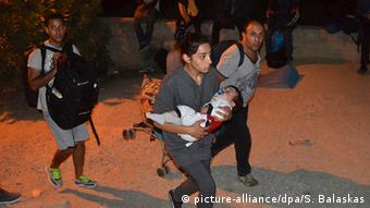 Griechenland Lesbos Flüchtlingslager in Moria