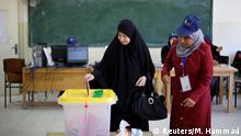 Jordanien Parlamentswahl