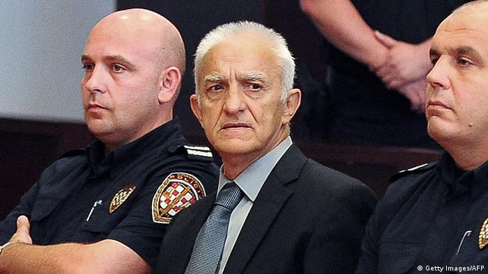 Kroatien Prozess Dragan Vasiljković (Getty Images/AFP)