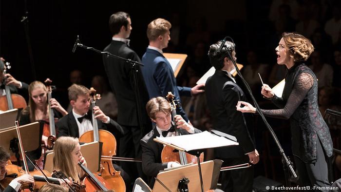 Campuskonzert der DW und des Beethovenfests