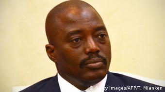 Joseph Kabila Präsident Demokratische Republik Kongo