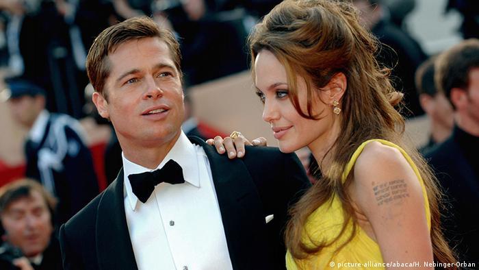 Cannes 2007 Angelina Jolie and Brad Pitt