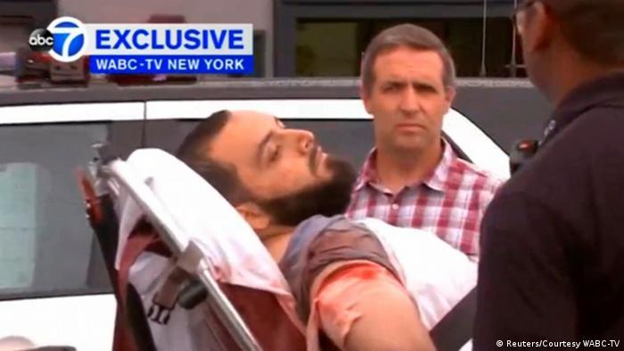 New Jersey Verhaftung Ahmad Khan Rahami