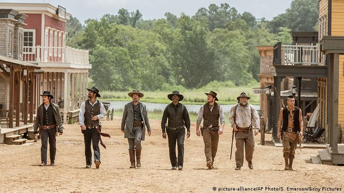 die glorreichen sieben regisseur