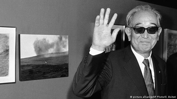 Akira Kurosawa Regisseur (picture alliance/AP Photo/O. Boitet)