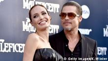 USA Brad Pitt und Angelina Jolie