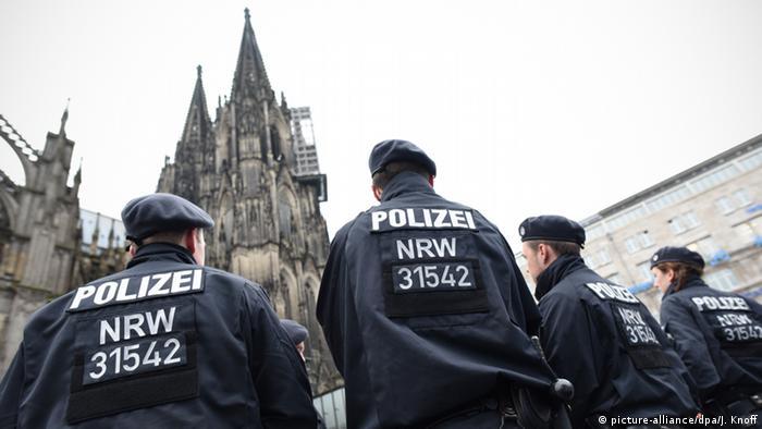 Köln Wappnet Sich Für Afd Parteitag Aktuell Deutschland Dw