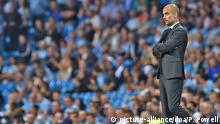 Pep Guardiola UEFA Champions League