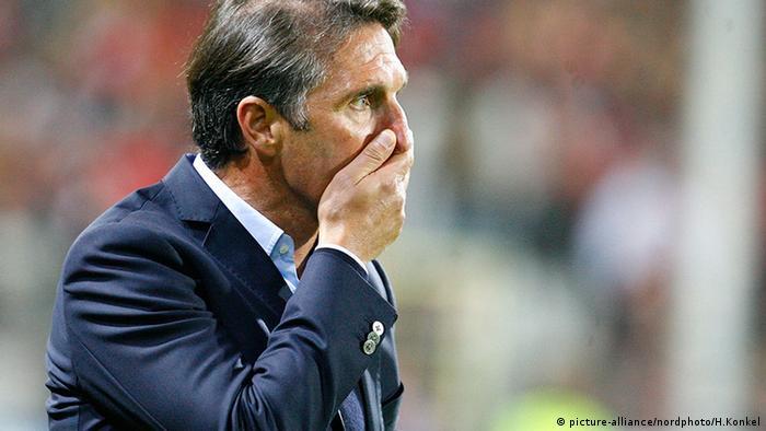 Trainer Bruno Labbadia Bundesliga (Foto: Picture Alliance)