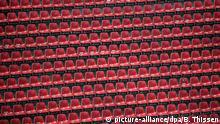 Köln Rhein Energie Stadion leere Ränge