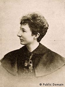 Anita Augspurg, deutsche Juristin und Aktivistin der Frauenbewegung