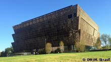 Washington NMAAHC Museum Außenansicht