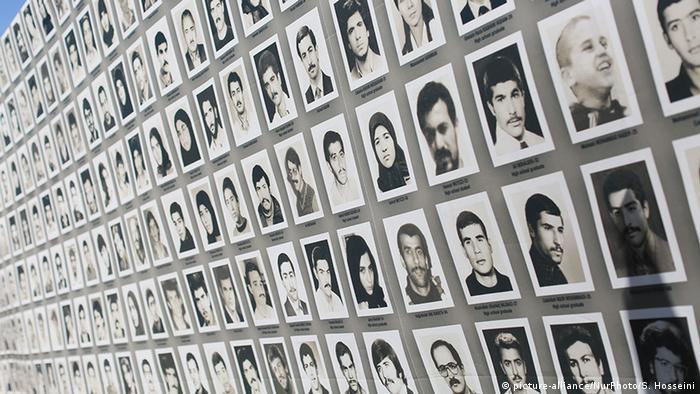 عکس های اعدامی های تابستان ۱۳۶۷