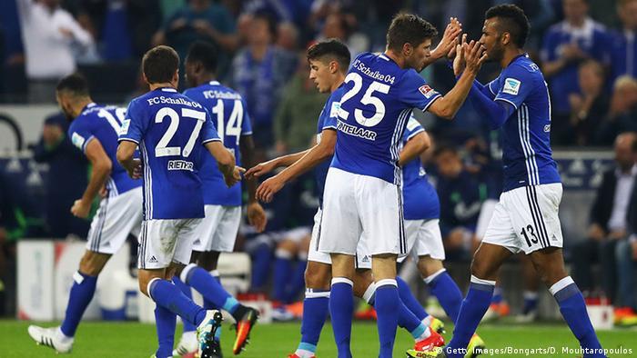 Bundesliga FC Schalke 04 vs 1. FC Köln