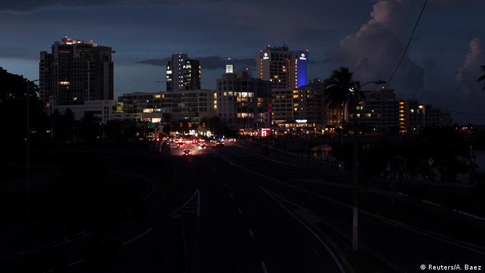 Puerto Rico Stromausfall