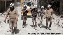Syrien Weißhelme
