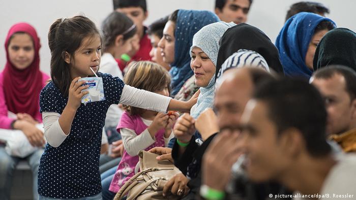 Deutschland Asylbewerber