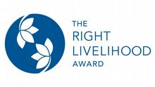 Logo Right Livelihood Award Alternativer Nobelpreis