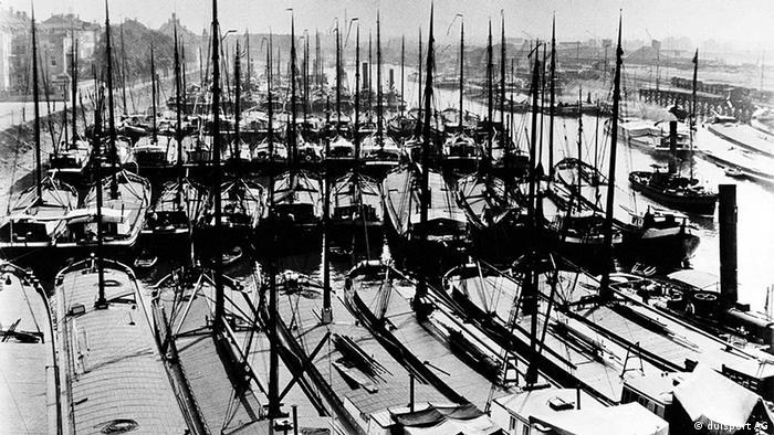 300 Jahre Duisburger Hafen