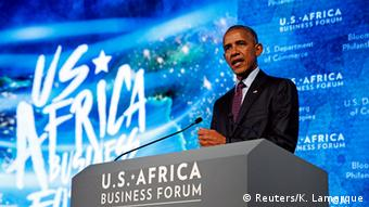 USA US- Africa Business Forum in New York
