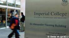 Imperial College London in Kensington