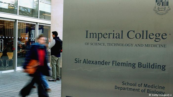 Imperial College London in Kensington (Getty Images/J.Li)