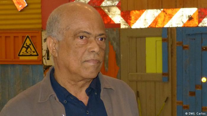 António Ole, artista angolano