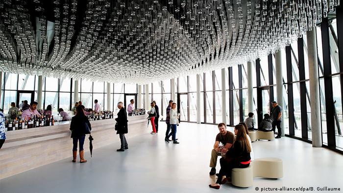 Frankreich Bordeaux Cité du Vin Museum