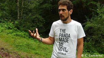 Rumanien Magor Csibi von WWF