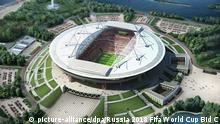 Russland Bau eines Stadiums in St.Petersburg