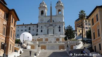 Πάνω από 2 τρισ. ευρώ το ιταλικό χρέος....(Reuters/A. Bianchi)