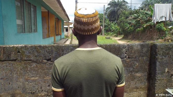 Nigeria - he younger brother of a man in Nigeria who committed suidide due to economic hardship