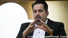 Deutschland - Aiman Mazyek, Vorsitzender Zentralrat Muslime